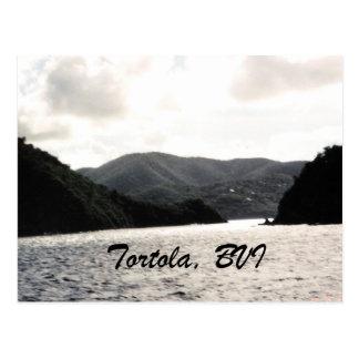 Tortola, BVI Postkarten