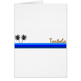 Tortola Karte