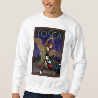 Tosca, Oper Sweatshirt