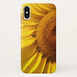Toskana-Sonnenblumen iPhone X Hülle