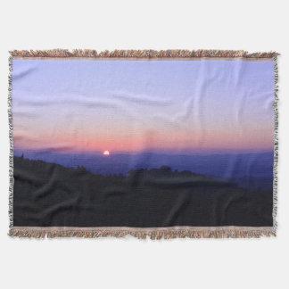 Toskanischer Sonnenuntergang Decke