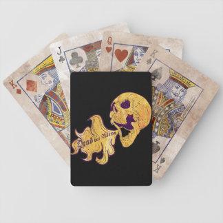 Tot aber lebendig spielkarten