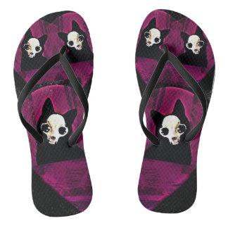 Tot oder lebendig flip flops