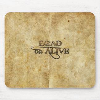 Tot oder lebendig mauspads