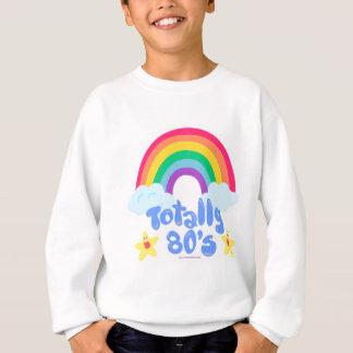 Total 80erregenbogen sweatshirt
