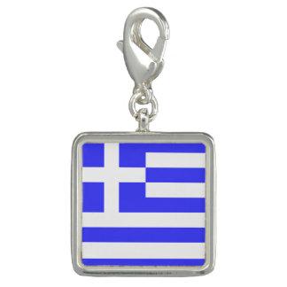 Total Flagge von Griechenland Charm