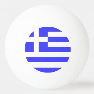Total Flagge von Griechenland Tischtennis Ball