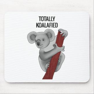 Total Koalafied Mousepad