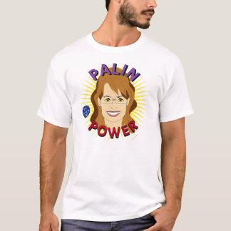 """Total niedliches Power-"""" T-Stück Sarahs Palin T-Shirt"""