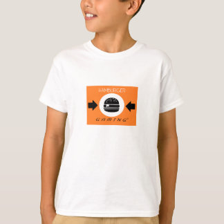 Total radikaler HAMBURGER-SPIEL-T - SHIRT