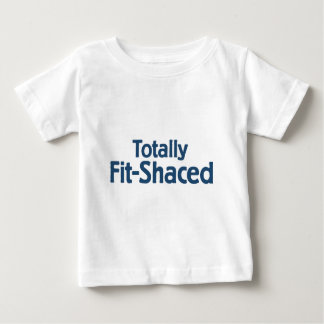 Total Sitz-Shaced Baby T-shirt