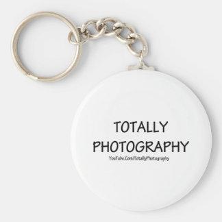 TotallyPhotography (Jahreszeit 2011) Standard Runder Schlüsselanhänger
