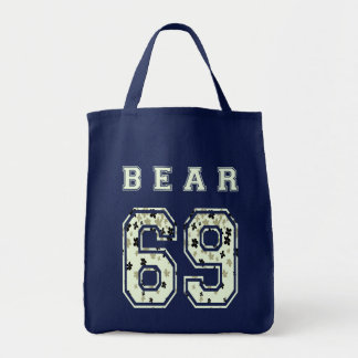 tote 69 bear collection 1 tragetasche