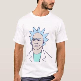 Tote im nach innen T-Shirt