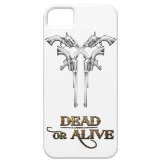 Tote oder lebendige Gewehre Schutzhülle Fürs iPhone 5