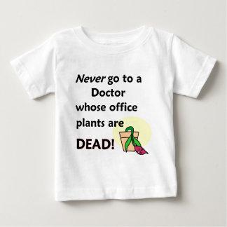 Tote Pflanzen Baby T-shirt