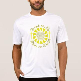 Tote Sin - lebendig zu Christus: Römer-6:11 T-Shirt