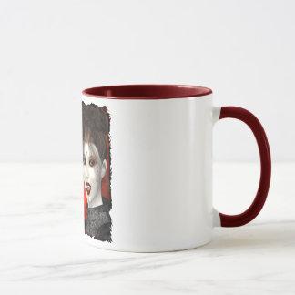 Tote sind - Wecker-Tasse lebendig Tasse