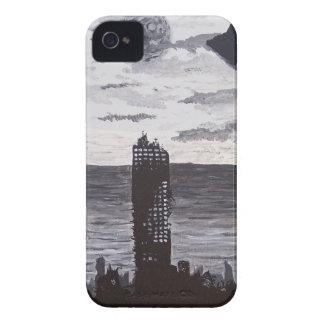 Tote Stadt iPhone 4 Hüllen