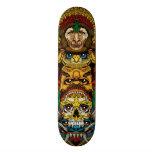 Totem Personalisiertes Skateboarddeck