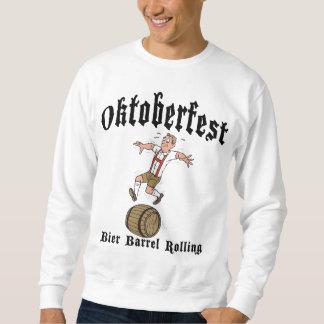 Totenbahren-Fass, das Oktoberfest T - Shirt rollt