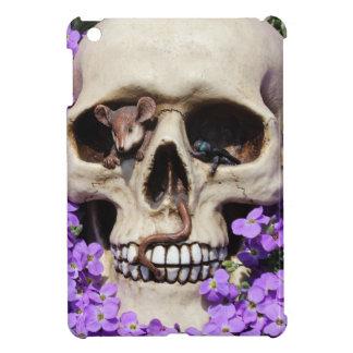 Totenkopf - Gothic / iPad Mini Hülle