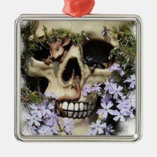 Totenkopf - Gothic / Ornament