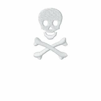 Totenkopf mit gekreuzter Knochen