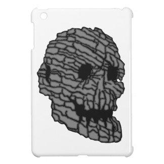 Totenkopf Schädel Stein skull rock iPad Mini Hülle