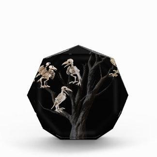 Toter Baum Acryl Auszeichnung