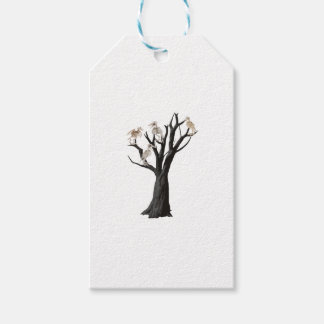 Toter Baum Geschenkanhänger