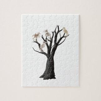 Toter Baum Puzzle