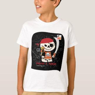 Toter Ed-Ninja V Pirat scherzt T - Shirts