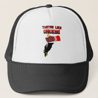 Toter Pinguin-Hut Detroits Truckerkappe
