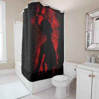 Toter Sache-Duschvorhang Duschvorhang