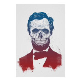Totes Lincoln Poster