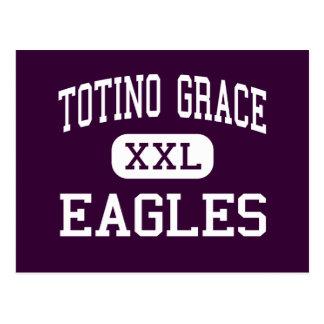 Totino Anmut - Eagles - hoch - Minneapolis Postkarte