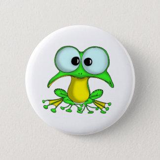 Totty das Froglet Runder Button 5,7 Cm