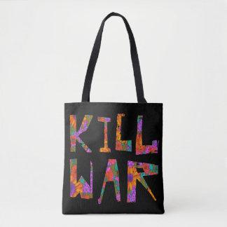 Tötungs-Krieg (Blumen-Power) Tasche