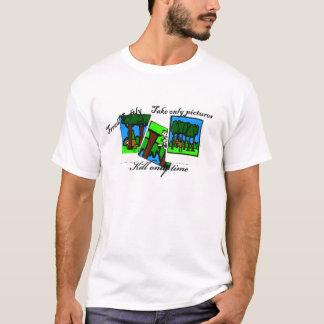 Tötungs-nur Zeit-T - Shirt