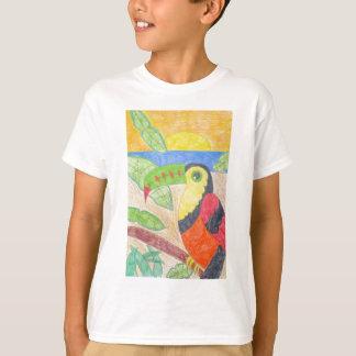 Toucan durch Abby T-Stück T-Shirt