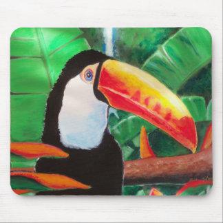 Toucan exotische mauspads
