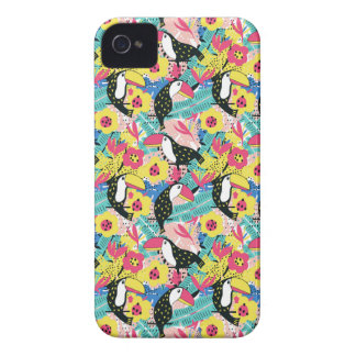 Toucan iPhone 4 Hülle