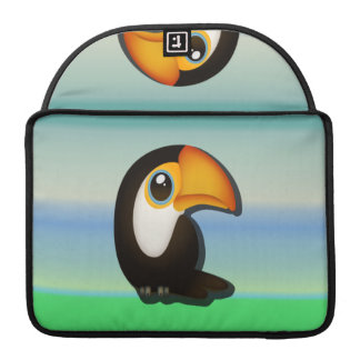 Toucan MacBook Pro Sleeve