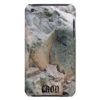 Touchfluss-Felsenkasten der Hülse I iPod Touch Cover