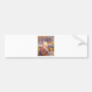 Toulouse-Lautrec - Van Gogh Autoaufkleber