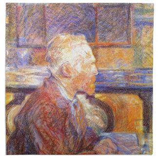 Toulouse-Lautrec - Van Gogh Serviette