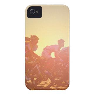Tour de France-Sonnenuntergang iPhone 4 Hüllen