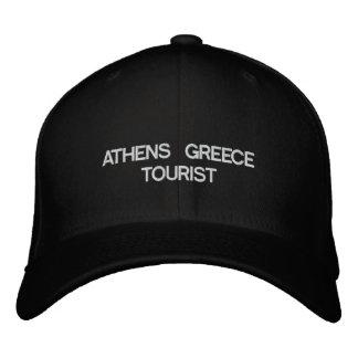 TOURISTEN-HUT ATHENS GRIECHENLAND BESTICKTE KAPPE