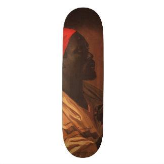 Toussaint L'Ouverture durch George DeBaptiste Personalisiertes Skateboarddeck